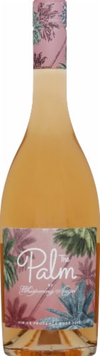 Chateau D'esclans The Palm by Whispering Angel Rose Wine Perspective: front
