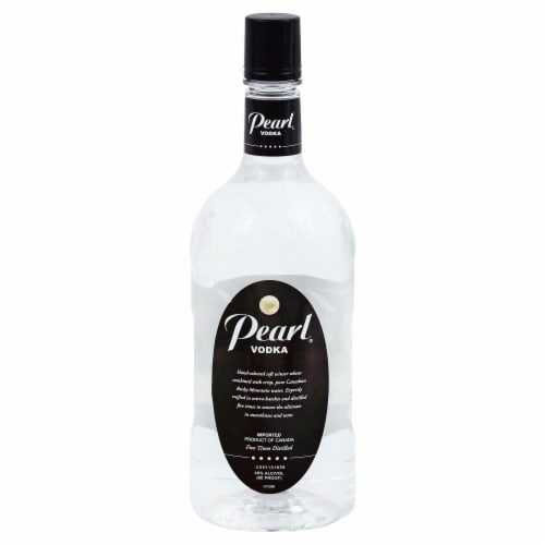 Pearl Vodka Perspective: front