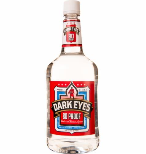 Dark Eyes Vodka Perspective: front