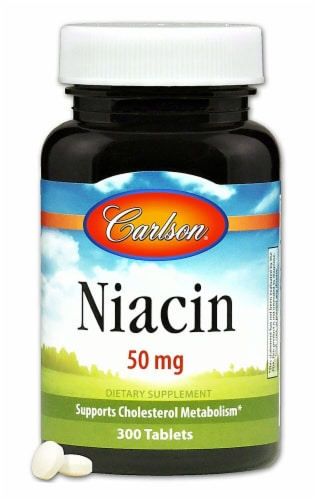 Carlson  Niacin Perspective: front