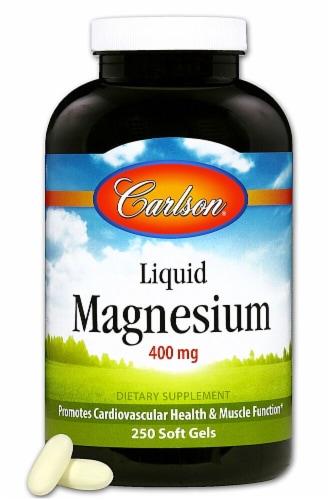 Carlson  Liquid Magnesium Perspective: front