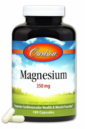 Carlson  Magnesium Perspective: front