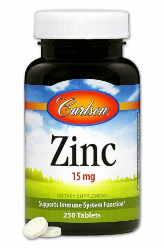 Carlson  Zinc Perspective: front