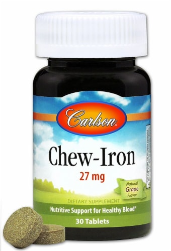 Carlson  Chew-Iron   Grape Perspective: front