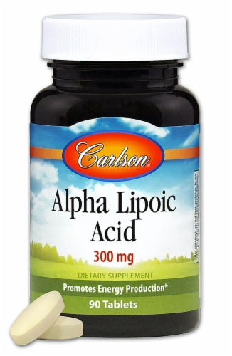 Carlson  Alpha Lipoic Perspective: front