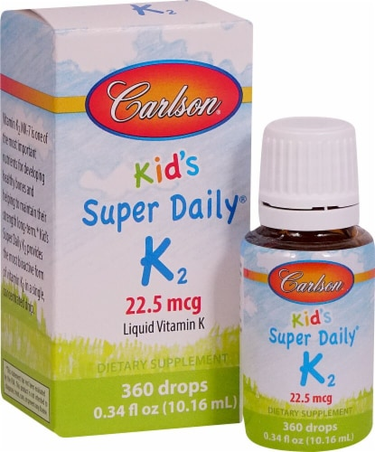 Carlson  Kid's Super Daily® K2 Perspective: front