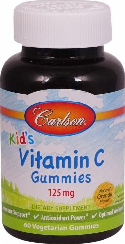 Carlson Kids Vitamin C Gummies Perspective: front
