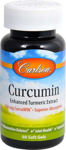 Carlson  Curcumin Perspective: front
