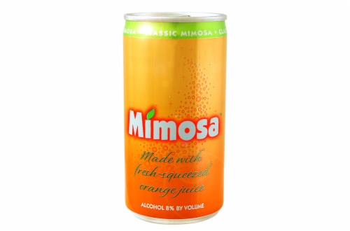 Soleil Classic Mimosa Can Perspective: front