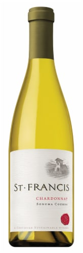 St. Francis Sonoma County Chardonnay Perspective: front