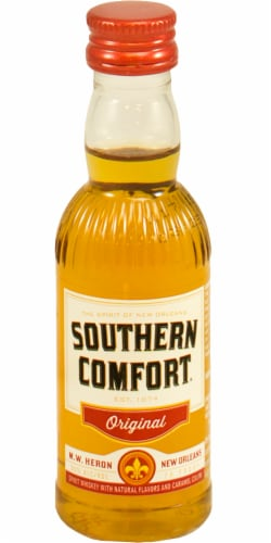 Southern Comfort Whiskey Perspective: front