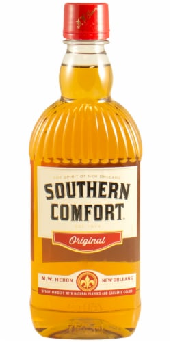 Southern Comfort Original Whiskey Perspective: front
