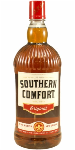Southern Comfort Original Spirit Whiskey Perspective: front