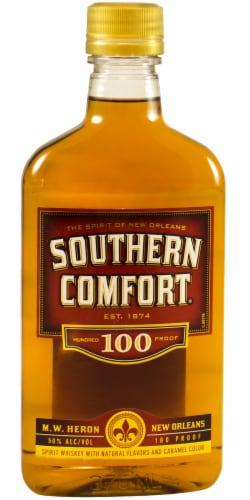 Southern Comfort Spirit Whiskey Perspective: front