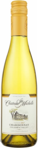 Chateau Ste Michelle Chardonnay White Wine Perspective: front