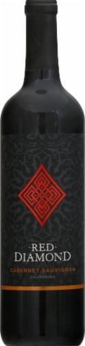 Red Diamond Cabernet Sauvignon Perspective: front
