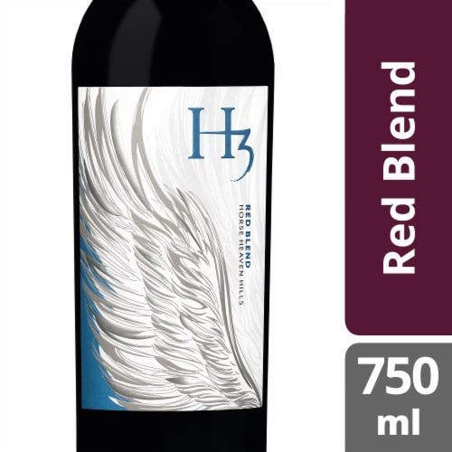 H3 Red Blend Red Wine Perspective: front
