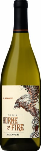 Borne of Fire Chardonnay Perspective: front