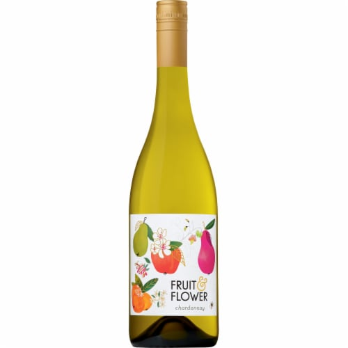 Fruit & Flower Chardonnay Perspective: front