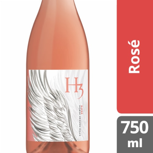 H3 Rose Wine Perspective: front