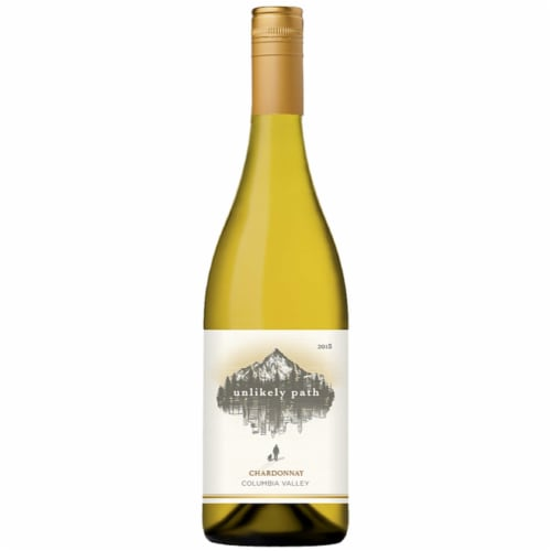 Unlikely Path Chardonnay Perspective: front
