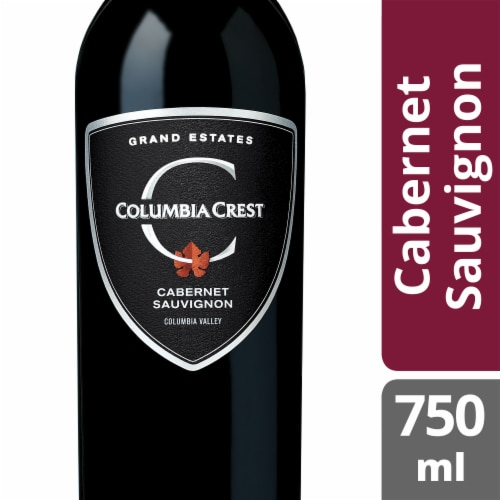 Columbia Crest Grand Estates Cabernet Sauvignon Perspective: front