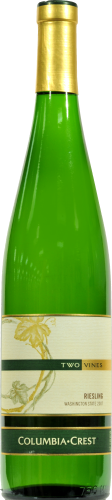 Columbia Crest Twin Vines Riesling Perspective: front