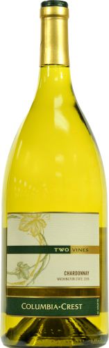 Columbia Crest Chardonnay Perspective: front