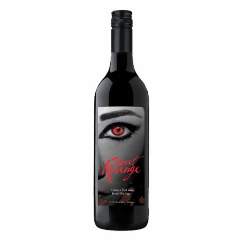 St. Julian Sweet Revenge Red Wine Perspective: front