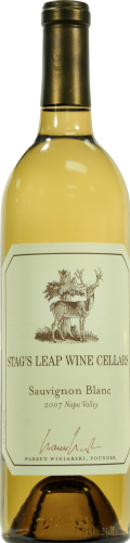 Stag's Leap Wine Cellars Sauvignon Blanc Perspective: front