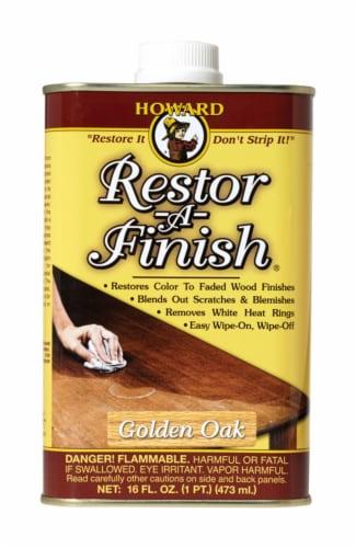 Howard Products Restor-A-Finish® Golden Oak Wood Restorer Perspective: front