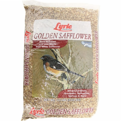 Greenview Lyric 396795 Lyric Safflower Seed, 12 lbs Perspective: front