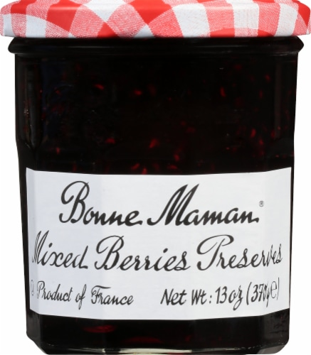 Bonne Maman Wild Mixed Berries Preserves Perspective: front