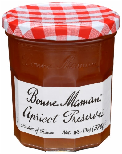 Bonnie Maman Apricot Preserves Perspective: front