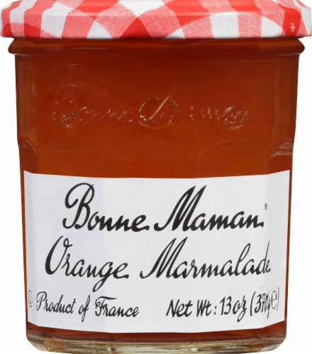 Bonne Maman Orange Marmalade Perspective: front