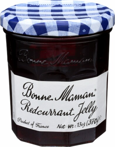 Bonne Maman Redcurrant Jelly Perspective: front