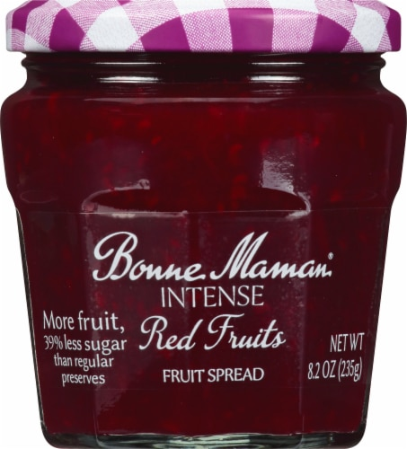 Bonne Maman Intense Red Fruits Fruit Spread Perspective: front