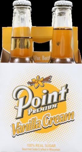 Point Premium Vanilla Cream Soda Perspective: front