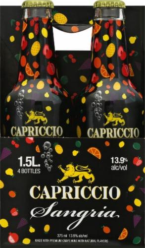 Capriccio Bubbly Sangria Perspective: front
