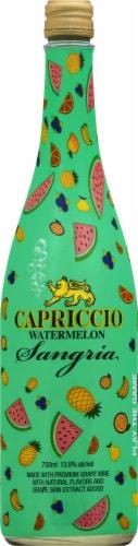 Capriccio Watermelon Sangria Perspective: front