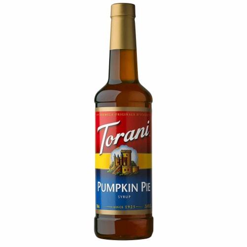ToraniPUMPKIN PIE 750 ML PET Perspective: front