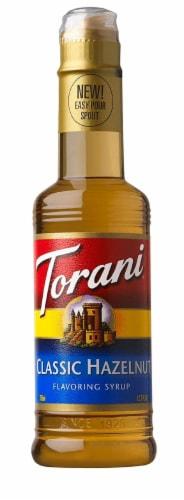 Torani Hazelnut Syrup Perspective: front