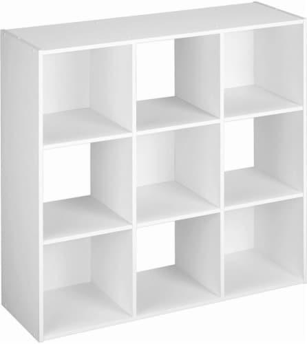 Exceptionnel ClosetMaid® CUBEICALS Stackable 9 Cube Organizer   White