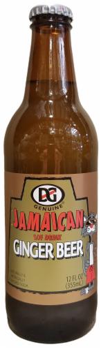 D&G® Spicy Jamaican Ginger Beer Perspective: front