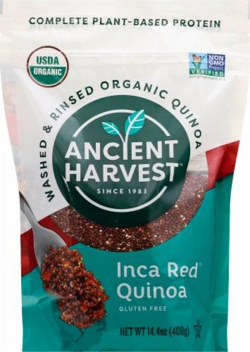 Ancient Harvest Gluten Free Organic Inca Red Quinoa Perspective: front