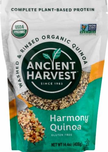 American Harvest Gluten Free Organic Whole Grain Harmony Quinoa Perspective: front