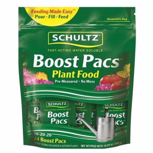 Knox Fertilizer 1466663 Plant Food Schultz Boost Pack Perspective: front
