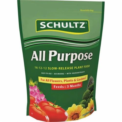 Knox Fertilizer 1466507 All-Purpose Slow-Release Plant Fertilizer, 3.5 lbs, Granules Perspective: front
