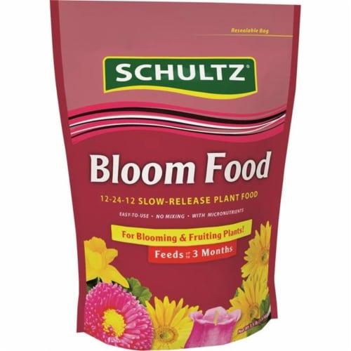Knox Fertilizer 1466549 Slow-Release Bloom Fertilizer, 3.5 lbs, Granules Perspective: front