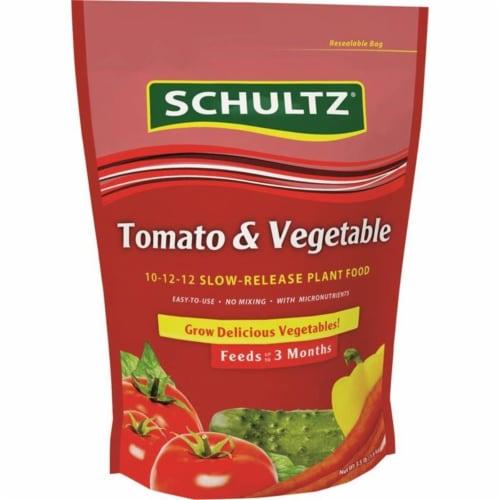 Knox Fertilizer 1466515 Slow-Release Vegetable Fertilizer, 3.5 lbs Perspective: front